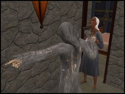 zarbville sims 2 mort olivia chimère faucheuse