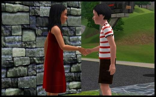 11 famille gothik sims 3 sunset valley rencontre sonia vladimir enfance amis