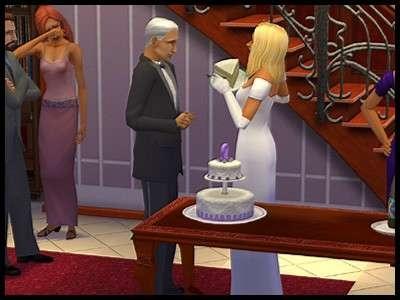 17 montsimpa sims 2 michaël galantome senior dina caliente blonde jeune mariage nina pleurs
