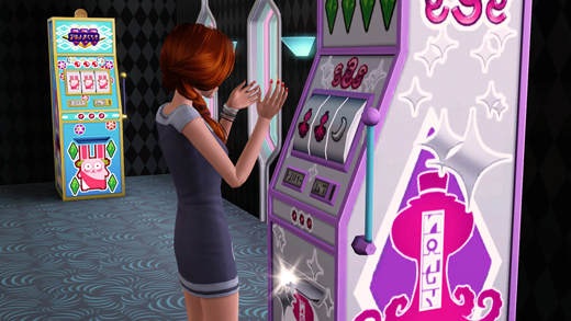 Sims  Ville Lucky Paalm