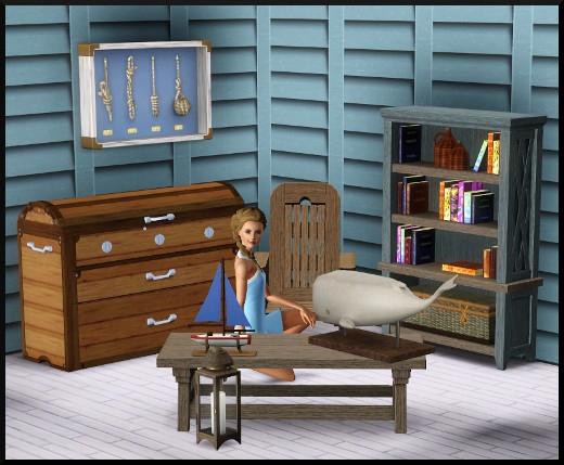 sims 3 store communion avec la nature vie nautique. Black Bedroom Furniture Sets. Home Design Ideas