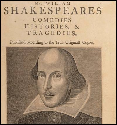 recueil oeuvres complètes william shakespeare