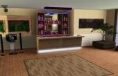 Bar et piste de danse 4ième étage