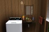 Salle de bains/wc 4ième étage