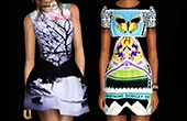 Set de robes Mary Katrantzou