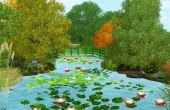 Inspiré par les peintures de l'artiste