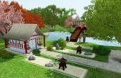 Le jardin du petit temple