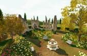 Jardin M�di�val