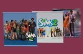 Posters et tableau pour Sims 2