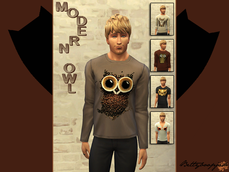Modern Owl - Collection compl�te
