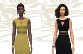 Modèle Or & Noir