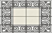 Set Murs et Sols de Ciment peint