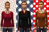 Set Pretty Sweaters