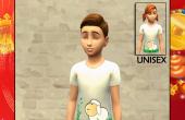 T-shirt enfants mixte