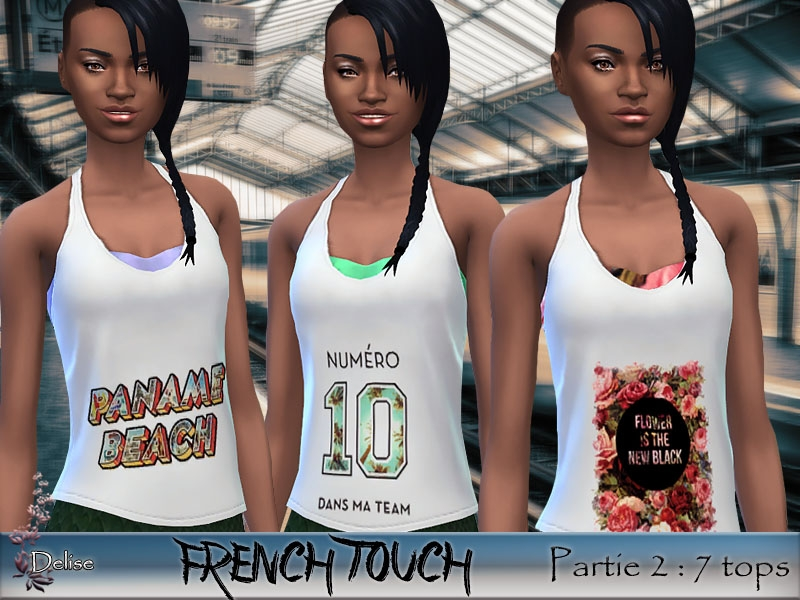 french touch 1 set 2