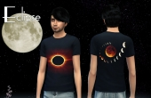eclipse tshirt homme