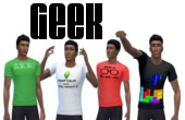 T shirts Geeks