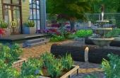 Jardins - près de la boutique