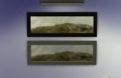 Appaloosa - Cadre gris et noir