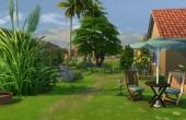 L'oustallette jardin du fond