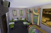 Intérieur du bar