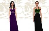 Violette et Verte