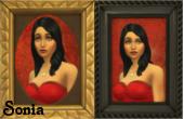 Portraits de Sonia Gothik