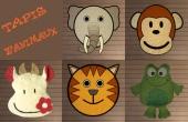 Tapis z'animaux