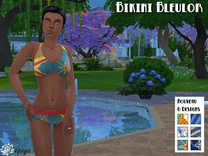 Maillot de bain bikini