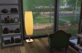 Premier étage : salon
