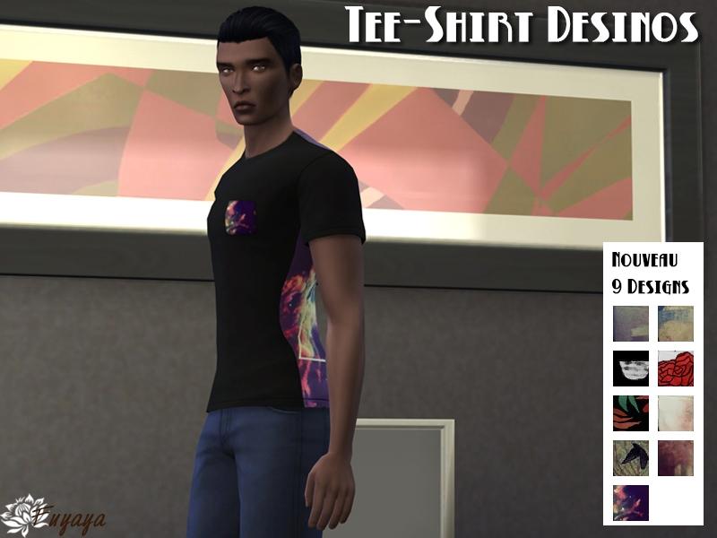 Tee-Shirt Desinos