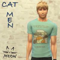 Cat men - 1