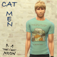Cat men - Collection complète
