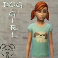 Dog girl - 1