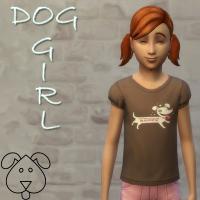 Dog girl - 2