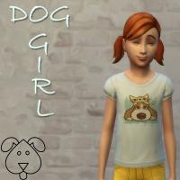 Dog girl - 3