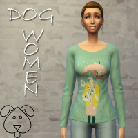 Dog women - 1
