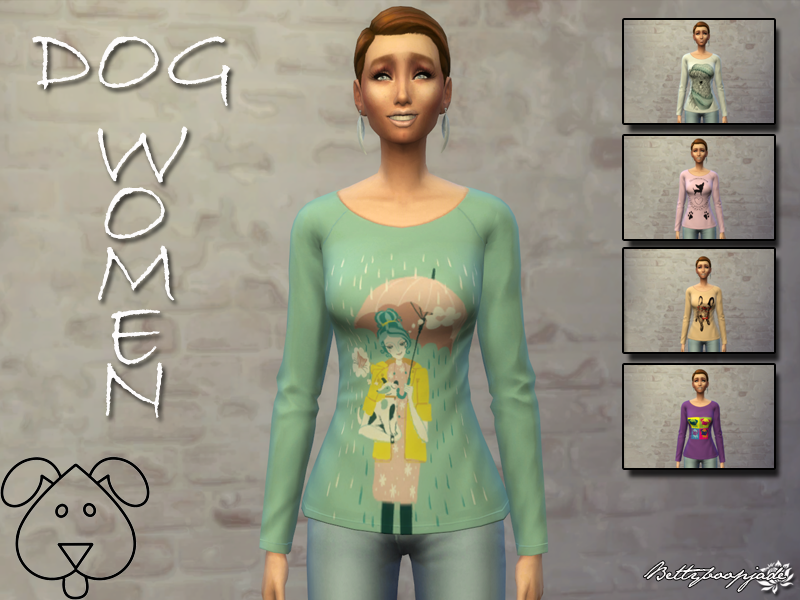 Dog women - Collection compl�te
