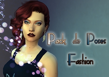 Pack de poses fashion