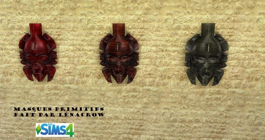 Masques primitifs