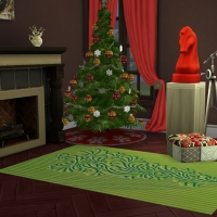 visuel 2 noel chic vert