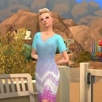robe robinson cyan et magenta
