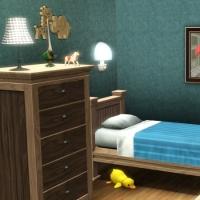 Chambre pour enfants - cà´té nuit
