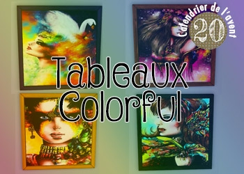 Tableaux Colorful