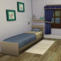 Chambre d'enfant 2 de l'Alsacienne