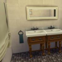 Salle de bain du rez de chaussée de l'Alsacienne