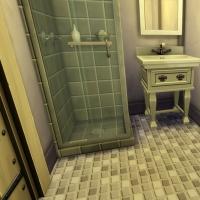Salle de bain parentale de l'Alsacienne