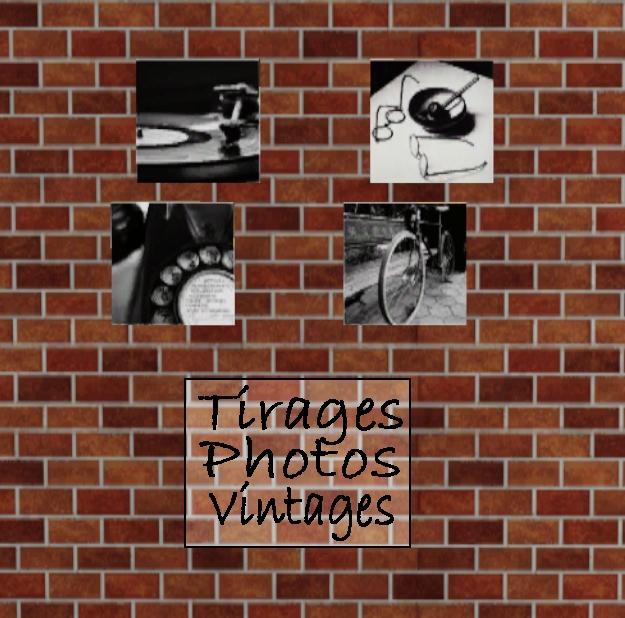 Tirage photo vintage
