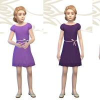 Déclinaison de violet