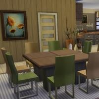 Petit Chalet du Lac salle à manger 1